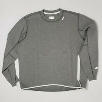 """Nike - ACG Lab Crewneck Sweatshirt XL Grey 28"""" L x 19"""" W"""
