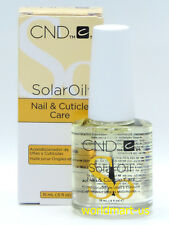 CND SolarOil Nail Cuticle Care Oil 15ml/0.5fl.oz
