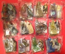 Burger King Lord Of The Kings New Sealed Lot Of 12 Toys