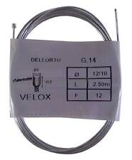 VELOX MOTORCYCLE ACCELERATOR CABLE DELLORTO THROTTLE CLUTCH GAS MOPED SCOOTER