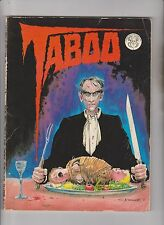 Taboo,Alan Moore, Charles Vess (1998 Spiderbaby Grafix TPB) Vol 1