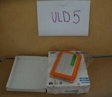 LaCie Rugged  triple U3 1TB, External 5400RPM   Hard Disk Drive