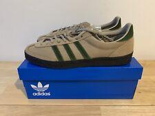 Adidas Lotherton SPZL - Tan - Green  - UK 9.5 - US 10 - New in box