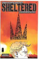 Sheltered #1 - Image 2013 - MAXIMUM COMICS VARIANT Rare - VF/NM