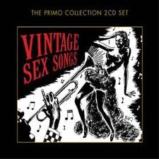 Vintage Sex Songs [CD]
