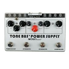 Mosky Tone Bus Power Supply Multi-Effects Guitar Pedal Guitar Accessories 9V