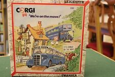 Corgi Classics We're on the Move Gift Set with Bedford OB Coach and Luton Van