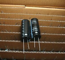 2pcs-- 180uf 450v Radial Electrolytic Capacitor 450v180uf Rubycon JAPAN BEST