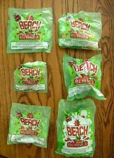 1998--THE BEACH PLANET (Complete SET of 6 Toys) by Wendy's [NIP]