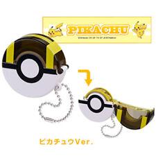 Pokemon Stationery BW2 - PIKACHU DECORATIVE TAPE Ultraball Nintendo Tomy