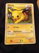 Pokemon Pikachu Heartgold SoulSilver HGSS (78/123)
