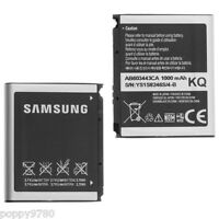 AB603443CA 1000mAh Samsung OEM Rechargeable Cell Phone Battery NEW!!!