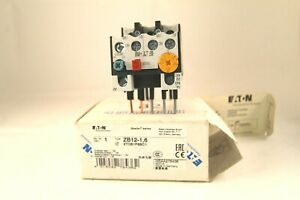 EATON ZB12-1,6 Overload Relay 1-1.6A 278436