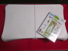 Wii Fit Plus With Balance Board Very Good 1111