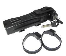 Bicicleta Cierre Blindado cierre plegable Trelock TF 100 , 850mm