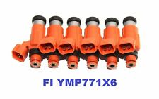 for Mitsubishi 99-03 Galant/00-05 Eclipse 3.0L V6 INP771 Fuel Injector 6 Pieces