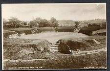 C1930's View of Caerleon Amphitheatre, Newport, Wales