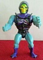 MOTU Skeletor Battle Armor, Soft Head, Figure Only 1981.1983 USA, Mattel 7.5 VF-