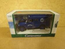 BOXED MODEL CAR CARARAMA 1:43 / LAND ROVER SERIES III 109 #7