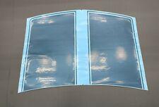 NEW OEM GM Trunk Lid Stripe Package Gray 92235535 Chevrolet Camaro 2010-2013