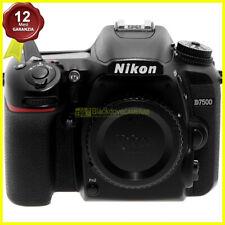 Nikon D7500 fotocamera reflex digitale APS-C 20Mp. Macchina fotografica Video 4K