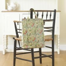William Morris Golden Lily Medium  Pvc Coated Floral Tote Bag.