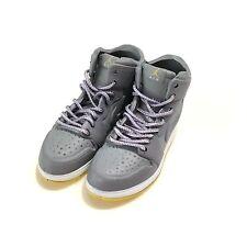 madxo 3D mini sneaker Air Jordan 1 Grey for 1:6 action figure nike Real M05-30