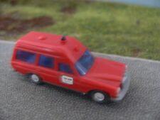 1/87 Wiking MB 200 vigili del fuoco 112 ambulanza