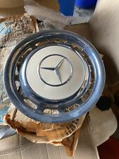 Original Mercedes Benz Oldtimer Radkappen 4x