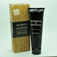 VINTAGE Monsieur de Givenchy 100ml shaving cream vintage rare