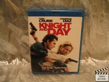 Knight and Day Blu-Ray Disc 2010