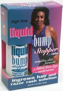 High Time Ladies Liquid Bump Stopper for ladies 2oz