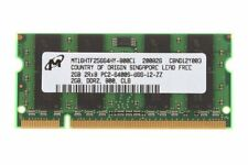 2GB IBM/Lenovo Thinkpad R60/R61/T60 Laptop/Notebook DDR2 SODIMM RAM Memory