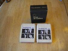 The Beatles White Album 8 Track Tapes 1968  Rare