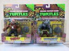 BRAND NEW - Teenage Mutant Ninja Turtles Classic Collection BEBOP & ROCKSTEADY