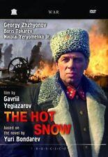DVD  Hot Snow/Burning Snow/ WWII movie (DVD NTSC)Language:Russian, English