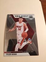 2019-20 Panini Mosaic RC Tyler Herro	 NBA DEBUT 	#280 Miami Heat Rookie Card