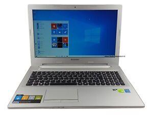 "15.6"" Lenovo Z50 Gaming Laptop Intel i5 up to 2.7GHz 8GB 1TB SSHD Win10 GeForce"
