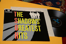 SHADOWS LP GREATEST ORIG UK MONO EX+ LAMINATED COVER TOP FLIPBACK