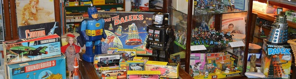 Classic Collectables Toy Shop