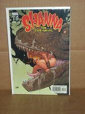 MARVEL COMIC  SHANNA THE SHE-DEVIL #3  FRANK CHO)  VF-EX