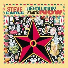 The Revolution Starts...Now by Steve Earle (CD, Aug-2004, E Squared)