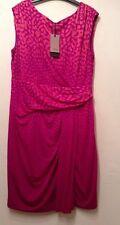 BNWT❤️Coast🍄Size 18 Makita Jersey Summer Holiday Multi XL Day Dress New