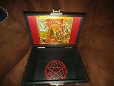 Supernatural-Inspired Curse Box (Style #4, Cigar Box)