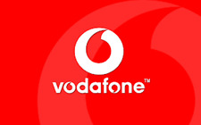 50 x vodafone pay as you go sim cards - official pack