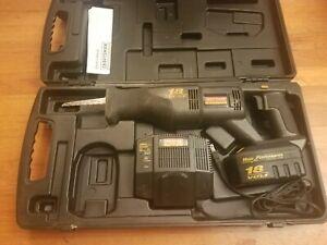 18 Volt Craftsman Professional Reciprocating Saw 315.271290
