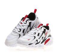REEBOK DMX SERIES 1000 Shoes Sneakers Original White Black DV8748