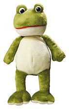 Stofftier Plüschtier Kuscheltier Frosch Raphael