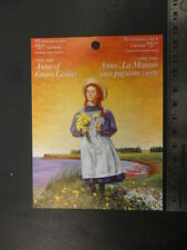 Anne of Green Gables Stamp Booklet 10 Stamps and 10 Stickers