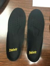 Spenco-PolySorb-Total-Support Insoles Inserts Men's 6-7 & Women's 7-8 (size 2)